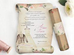 invitatii nunta 39744 papirus moderne