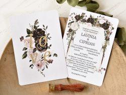 invitatii nunta 39780 elegante ieftine moderne