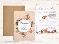 invitatii nunta 39785 elegante moderne ieftine