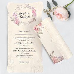 invitatii nunta 39712 moderne papirus