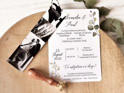 invitatii nunta 39784 elegante moderne ieftine
