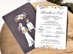 invitatii nunta 39786 elegante haioase ieftine moderne