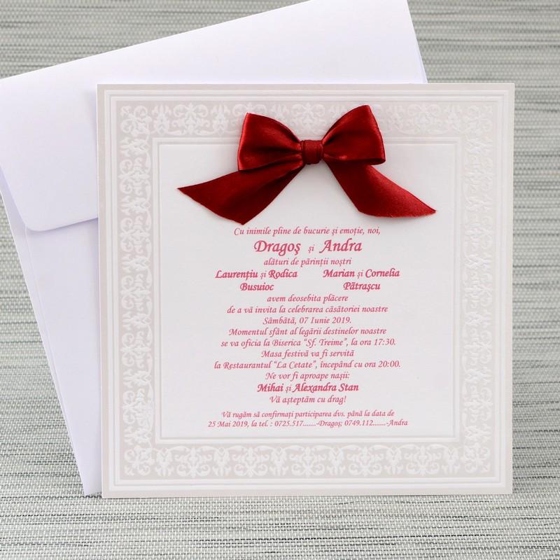 Invitatii Nunta 20829 Invitatii Garf