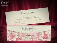 invitatii nunta moderne