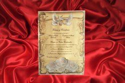 invitatii de nunta 2257 papirus