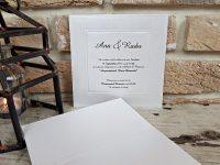 invitatii nunta simple si elegante 2566
