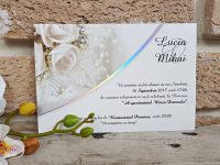invitatii nunta ieftine 2637 tip felicitare