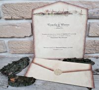invitatii nunta ieftine 2664