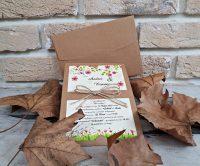 invitatii nunta 2766 clasice ieftine