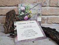 invitatii nunta 2772 clasice vintage