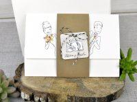 invitatii nunta tema fotografie aparat foto