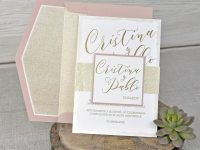invitatii nunta simple 39342