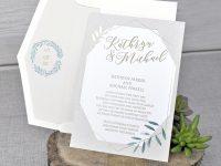 invitatii nunta simple 39344