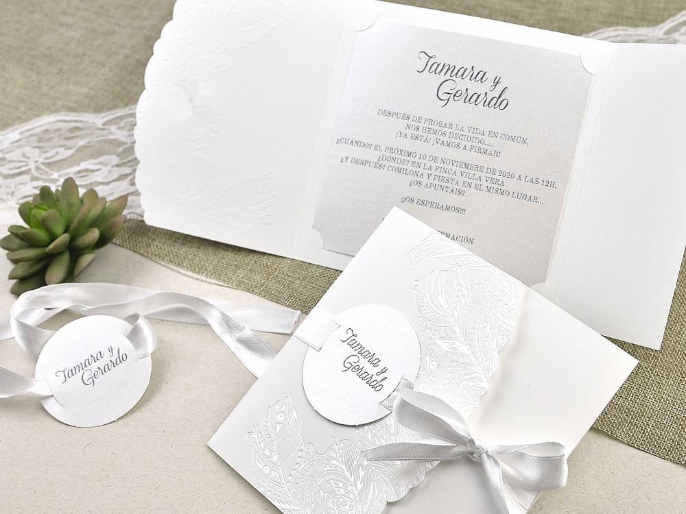 Invitatii Nunta 39635 Invitatii Garf