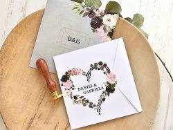 invitatii nunta 39775 elegante ieftine moderne