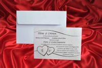 invitatii de nunta 550 ieftine