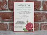 invitatie nunta 5566 eleganta moderna
