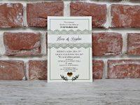 invitatii nunta 5610 moderna