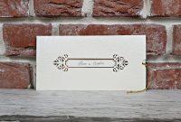 invitatie nunta 5625 eleganta