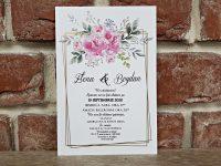 invitatie nunta 5637 moderna