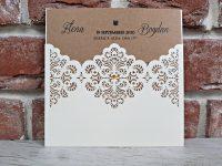invitatie nunta 5642 eleganta