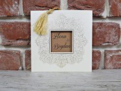 invitatie nunta 5665 eleganta