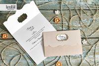 invitatii nunta clasice vintage 70241