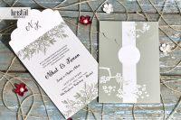 invitatii nunta moderne 70345