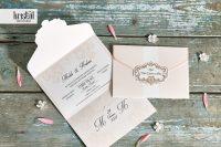 invitatii nunta 70349 clasice elegante ieftine