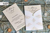 Invitatii nunta 70353 ieftine elegante