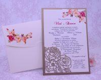 invitatii nunta gravate 2217