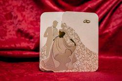 invitatie nunta 5027 clasica moderna