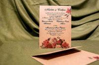invitatie nunta 4028 clasica eleganta moderna