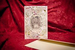 invitatie nunta 4050 eleganta clasica moderna
