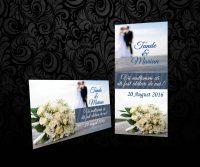 etichete autocolant nunta
