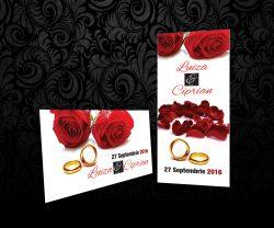 etichete sticle nunta personalizate
