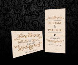 etichete autocolant sticle nunta