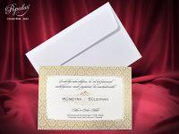 invitatii nunta simple