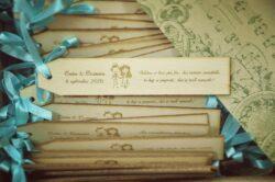 semn carte lemn personalizat