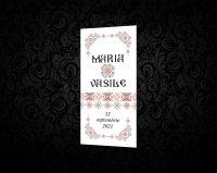 Etichete nunta 0022 traditional